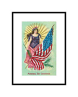 MP_900961_b71_210~Memorial-Day-Greetings-Columbia-and-Flag-Posters