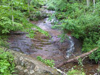 Hereford waterfall