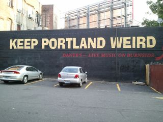 Keep PDX weird