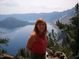 Carole Crater Lake