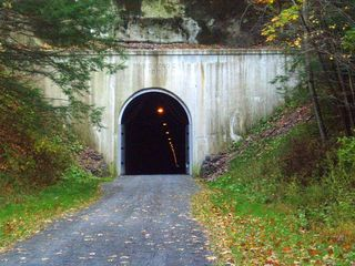 Savage tunnel