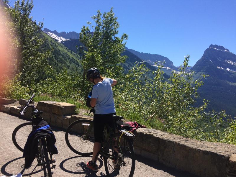 Glacier Bike