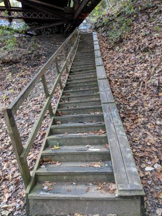 Sandy Creek Ramp