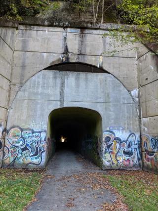 My tunnel